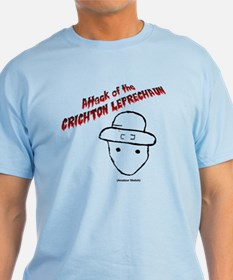 Attack of the Chrichton Leprechaun T-Shirt