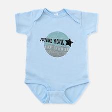 Future Movie Star Infant Creeper
