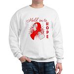 Oral Cancer Sweatshirt