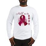Multiple Myeloma Long Sleeve T-Shirt