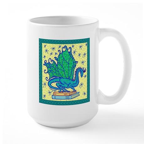 Fantasy Dragon Large Mug