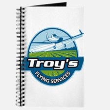 Troy's Flying Services Journal