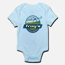Troy's Flying Services Infant Bodysuit