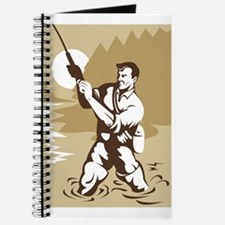 Fly fisherman Journal