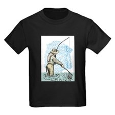 Fly fishing trout T