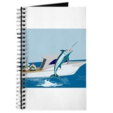 fishing blue marlin Journal