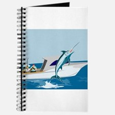 fishing blue marlin Journal