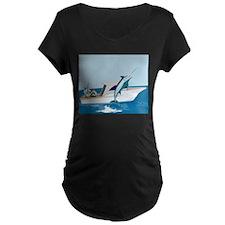 fishing blue marlin T-Shirt