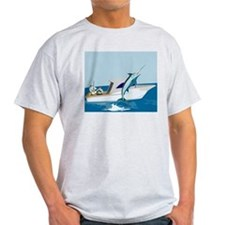 fishing blue marlin T-Shirt