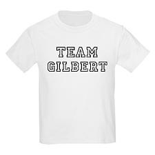 Team Gilbert Kids T-Shirt