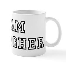Team Gallagher Mug
