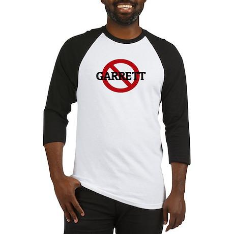 Anti-Garrett Baseball Jersey