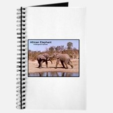 African Elephants Photo Journal