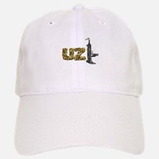 Uzi SMG Baseball Baseball Cap