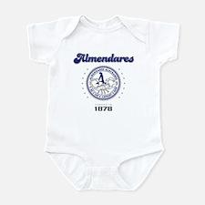 Almendares Alacranes Infant Bodysuit
