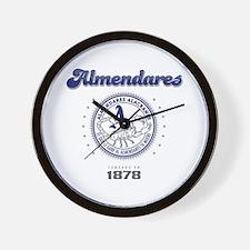 Almendares Alacranes Wall Clock