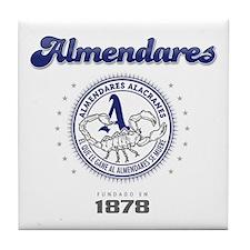 Almendares Alacranes Tile Coaster