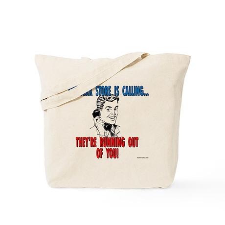"""""""Jerk Store"""" Tote Bag"""