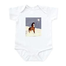 Starlight Snow Run Infant Bodysuit