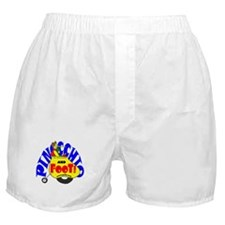 Pinocchio and FooT Boxer Shorts