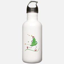 Christmas Tree Runner Water Bottle