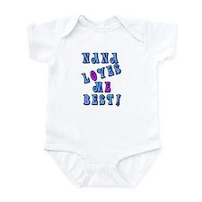 Funny Read night Infant Bodysuit