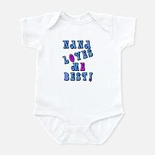 Cool House night Infant Bodysuit