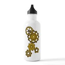 Woven Clockwork Water Bottle