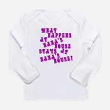 Unique I love to read Long Sleeve Infant T-Shirt