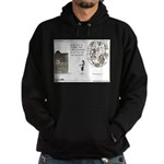 Out for the Holidays Hoodie (dark)
