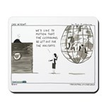 Out for the Holidays Mousepad