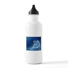 Star Lion Water Bottle