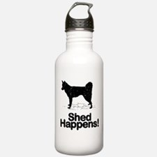 Alaskan Klee Kai Water Bottle