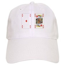 Unique King diamonds Baseball Cap