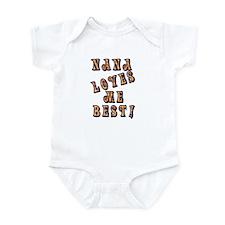 Cool Read night Infant Bodysuit