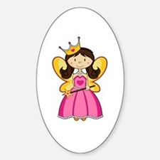 Adorable Fairytale Princess Decal