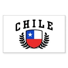 Chile Decal