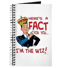 """""""I'm the Wiz!"""" Journal"""