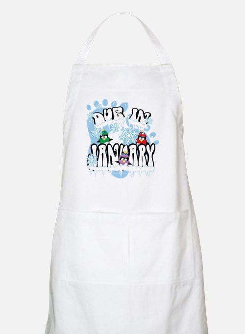 Due in January Apron