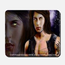 HookedOnVamps (HOV) ~Dark Fantasy~Mousepad