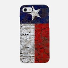 Retro Flag of Texas iPhone 7 Tough Case