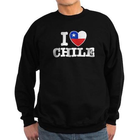 I Love Chile Sweatshirt (dark)