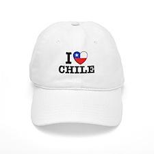 I Love Chile Baseball Baseball Cap