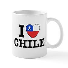 I Love Chile Mug