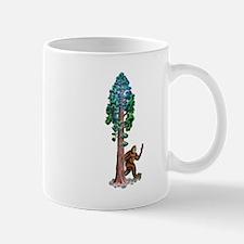 Bigfoot Doesn't . . . Mug