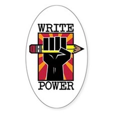 Write Power Decal