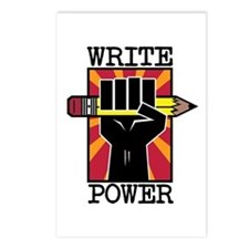 Write Power Postcards (Package of 8)
