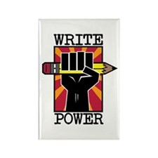 Write Power Rectangle Magnet