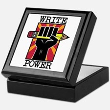 Write Power Keepsake Box