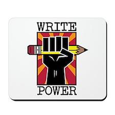 Write Power Mousepad